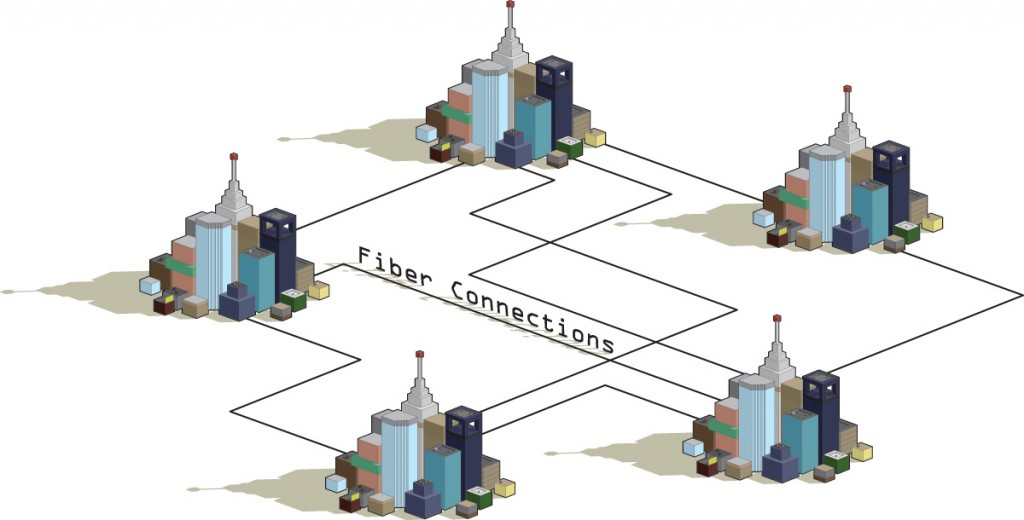 IC3 Certification - Illustration of Internet connectivity