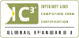 Certiport IC3 logo that links to products offered