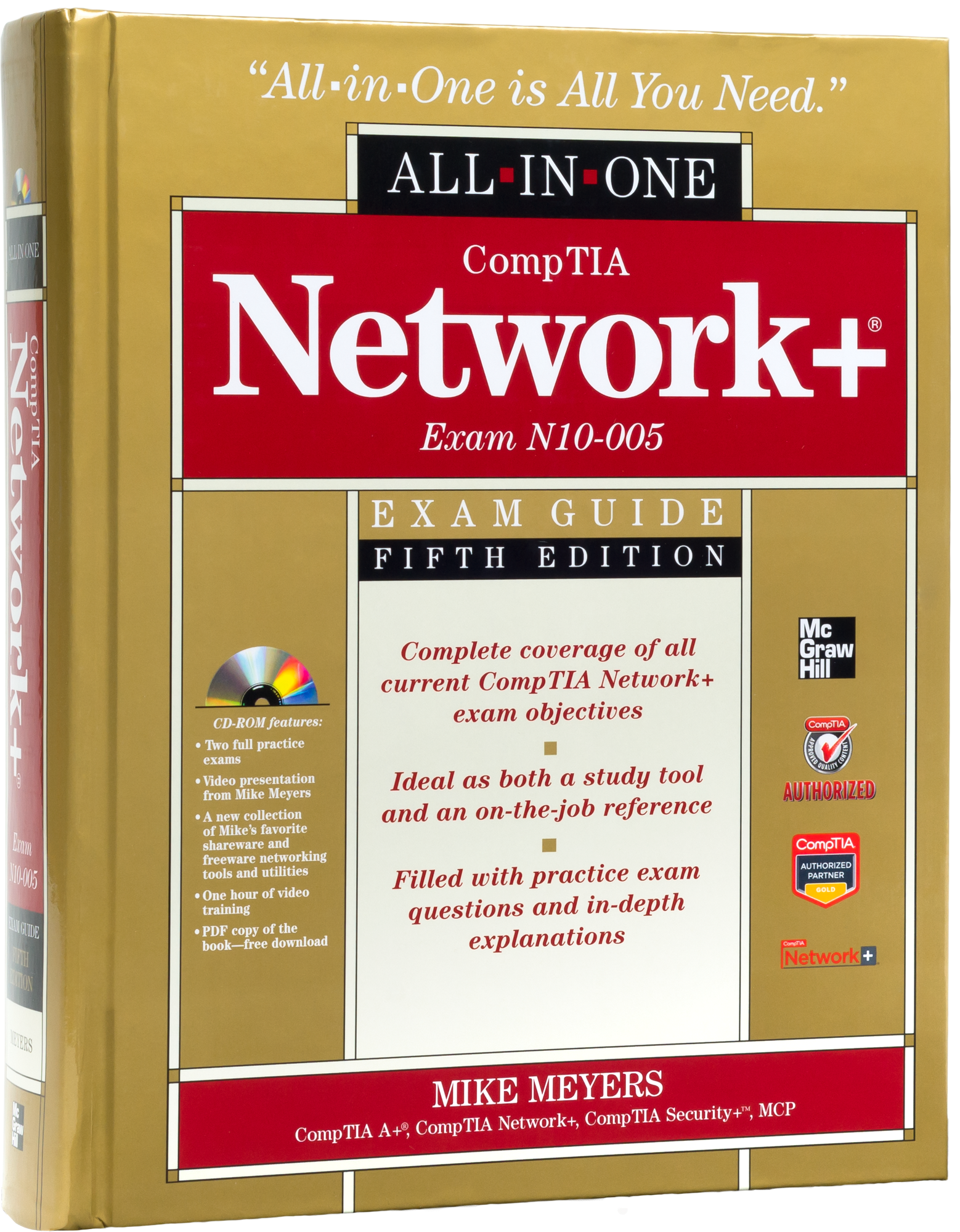 Total Seminars Best Selling Books Plus Practice Exams For A