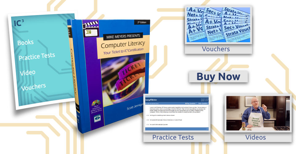 Total Seminars - Best selling books plus practice exams for A+ ...
